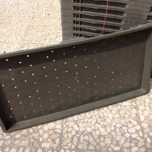 سینی نشا تخت مناسب برای کاشت بذر کاکتوس با سایز 3060 سانت 750 گرمی